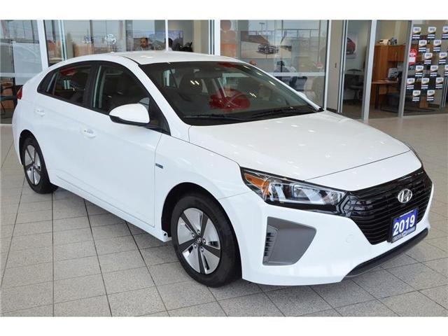 2019 Hyundai Ioniq Hybrid  (Stk: 115540) in Milton - Image 3 of 38