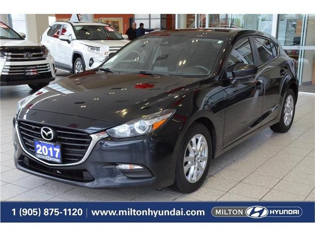 2017 Mazda Mazda3 Sport GS (Stk: 120860) in Milton - Image 1 of 39