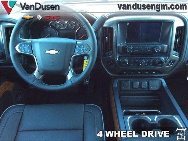 2018 Chevrolet Silverado 1500 High Country (Stk: 184254) in Ajax - Image 3 of 18