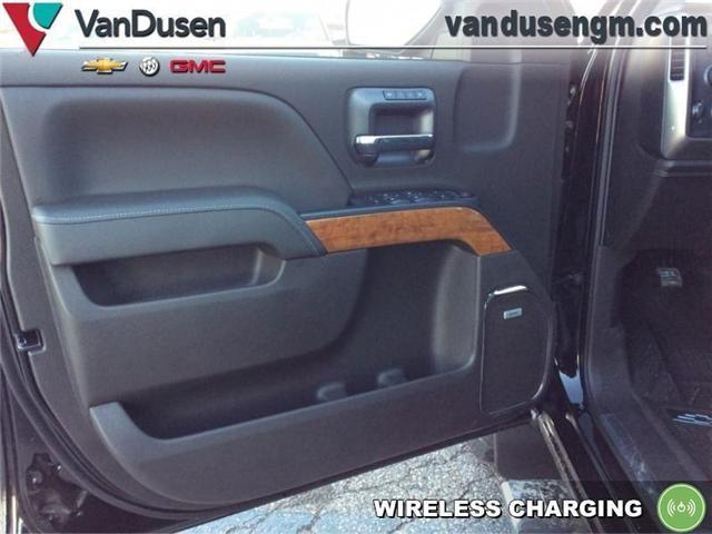 2018 Chevrolet Silverado 1500 High Country (Stk: 184254) in Ajax - Image 9 of 18