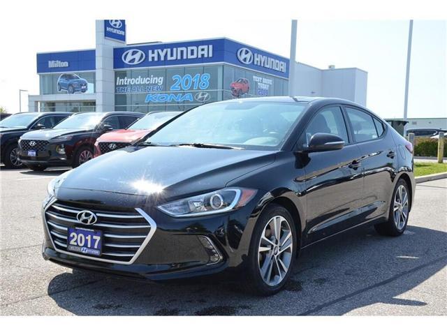 2017 Hyundai Elantra  (Stk: 090302) in Milton - Image 1 of 18