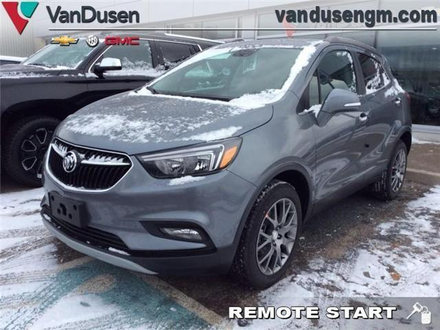 2019 Buick Encore Sport Touring (Stk: 194342) in Ajax - Image 3 of 16