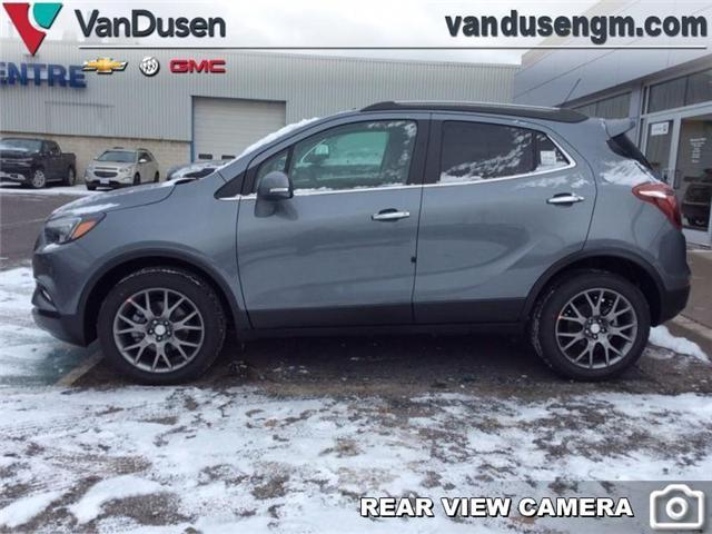 2019 Buick Encore Sport Touring (Stk: 194342) in Ajax - Image 4 of 16
