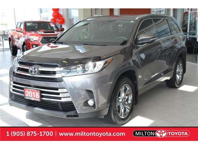 2018 Toyota Highlander  (Stk: 866086) in Milton - Image 1 of 43