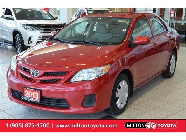 2013 Toyota Corolla  (Stk: 089933A) in Milton - Image 1 of 38