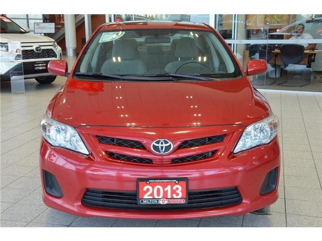 2013 Toyota Corolla  (Stk: 089933A) in Milton - Image 2 of 38