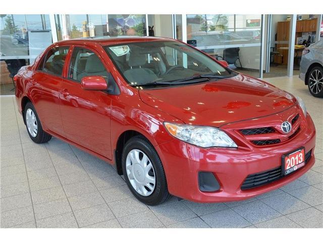 2013 Toyota Corolla  (Stk: 089933A) in Milton - Image 3 of 38