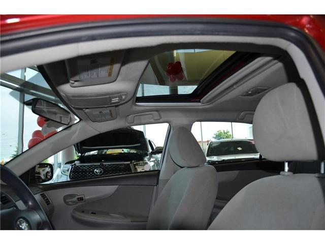 2013 Toyota Corolla  (Stk: 089933A) in Milton - Image 5 of 38