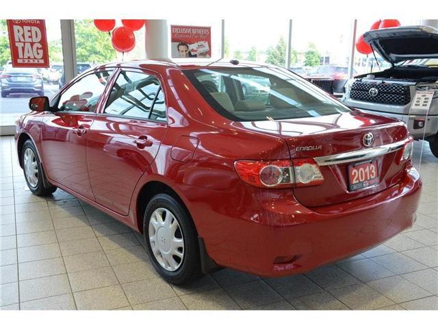 2013 Toyota Corolla  (Stk: 089933A) in Milton - Image 32 of 38