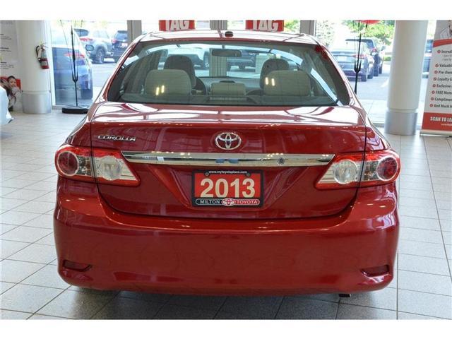 2013 Toyota Corolla  (Stk: 089933A) in Milton - Image 33 of 38