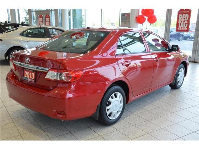 2013 Toyota Corolla  (Stk: 089933A) in Milton - Image 34 of 38