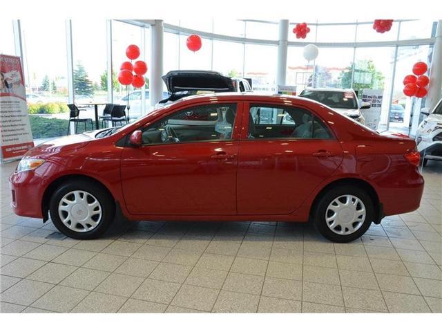 2013 Toyota Corolla  (Stk: 089933A) in Milton - Image 35 of 38