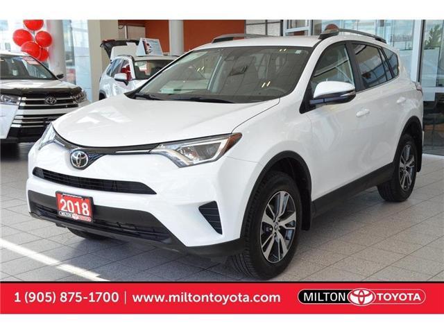 2018 Toyota RAV4  (Stk: 696426) in Milton - Image 1 of 41