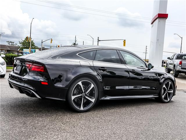 2017 Audi RS 7 4.0T performance (Stk: F123) in Ancaster - Image 5 of 28