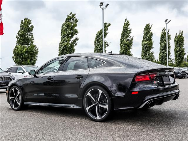 2017 Audi RS 7 4.0T performance (Stk: F123) in Ancaster - Image 7 of 28