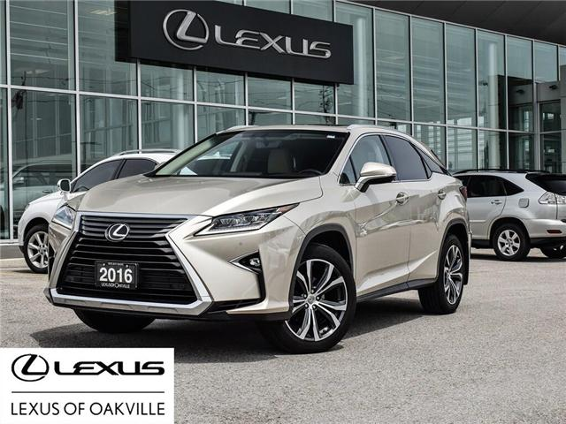 2016 Lexus RX 350 Base (Stk: UC7717) in Oakville - Image 1 of 23