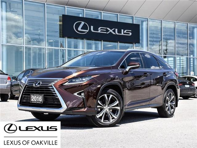 2016 Lexus RX 350 Base (Stk: UC7739) in Oakville - Image 1 of 26