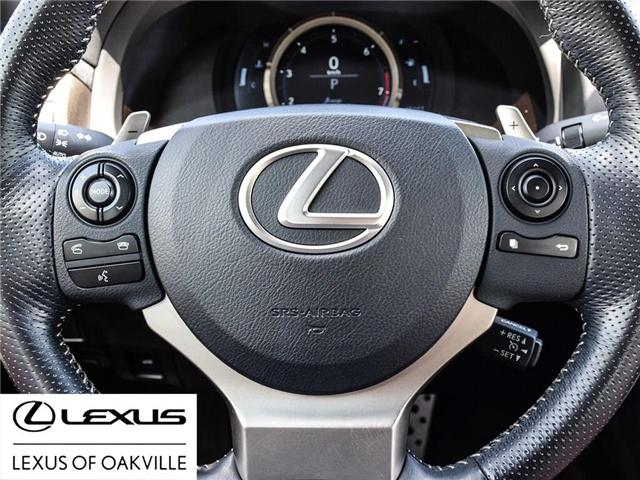 2016 Lexus IS 300 Base (Stk: UC7738) in Oakville - Image 19 of 26