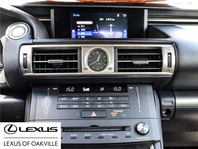 2016 Lexus IS 300 Base (Stk: UC7738) in Oakville - Image 23 of 26
