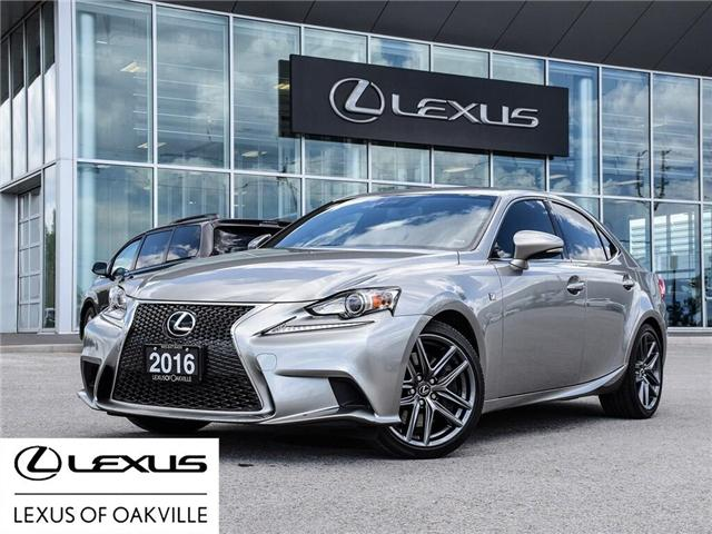 2016 Lexus IS 300 Base (Stk: UC7721) in Oakville - Image 1 of 27