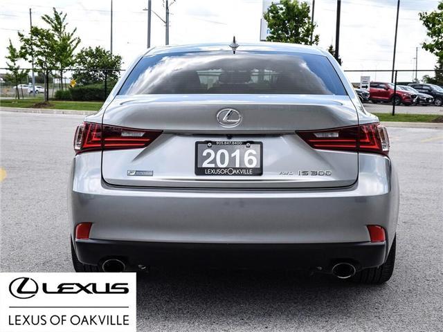2016 Lexus IS 300 Base (Stk: UC7721) in Oakville - Image 5 of 27