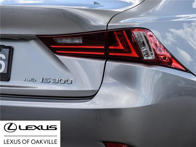 2016 Lexus IS 300 Base (Stk: UC7721) in Oakville - Image 7 of 27