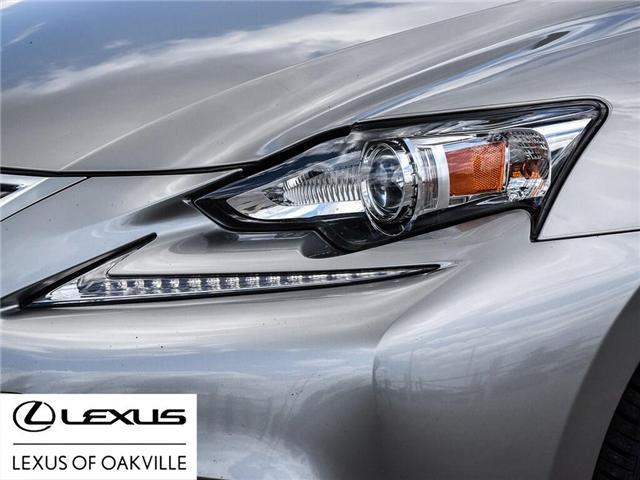 2016 Lexus IS 300 Base (Stk: UC7721) in Oakville - Image 9 of 27