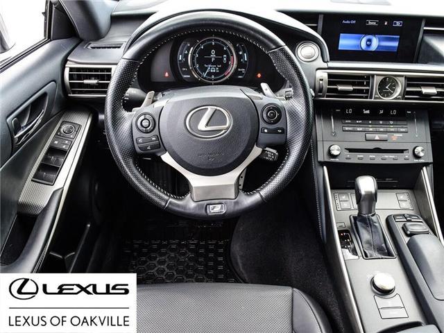 2016 Lexus IS 300 Base (Stk: UC7721) in Oakville - Image 17 of 27