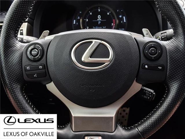2016 Lexus IS 300 Base (Stk: UC7721) in Oakville - Image 19 of 27