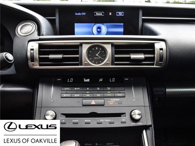 2016 Lexus IS 300 Base (Stk: UC7721) in Oakville - Image 23 of 27