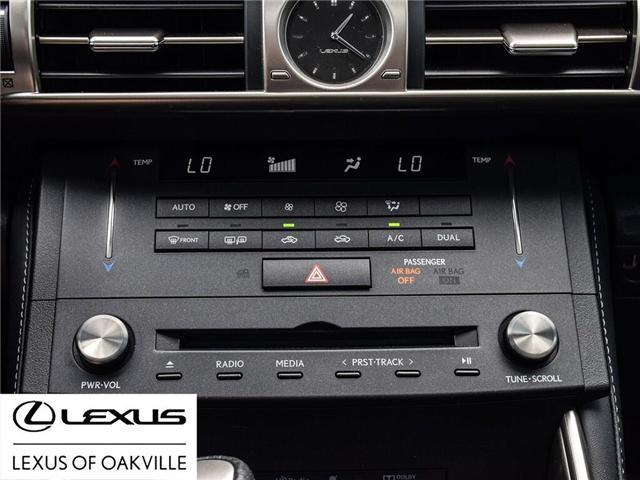 2016 Lexus IS 300 Base (Stk: UC7721) in Oakville - Image 24 of 27