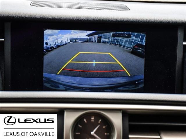 2016 Lexus IS 300 Base (Stk: UC7721) in Oakville - Image 25 of 27