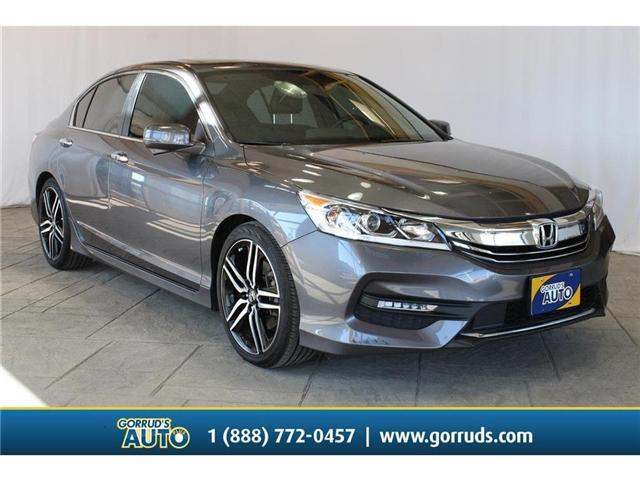 2016 Honda Accord Sport (Stk: 804030) in Milton - Image 1 of 43