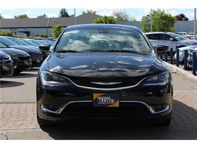 2016 Chrysler 200 Limited (Stk: 140139) in Milton - Image 2 of 15