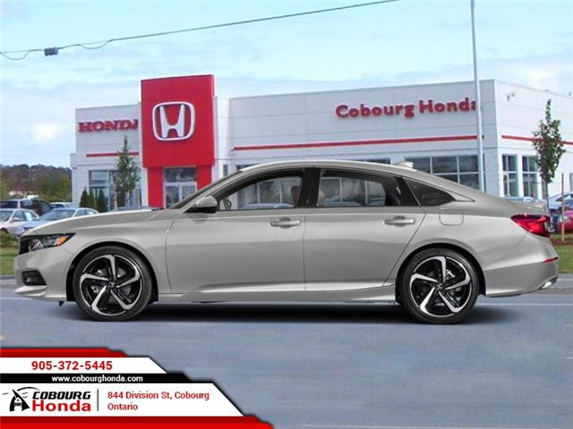 2019 Honda Accord Sport 1.5T (Stk: 19223) in Cobourg - Image 1 of 2