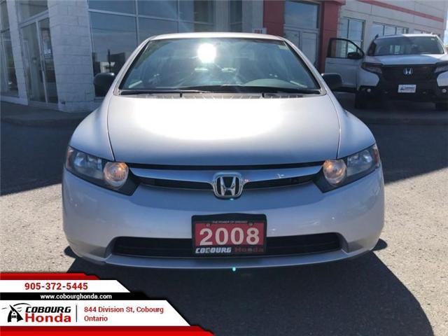 2008 Honda Civic DX-A (Stk: 19190A) in Cobourg - Image 2 of 17