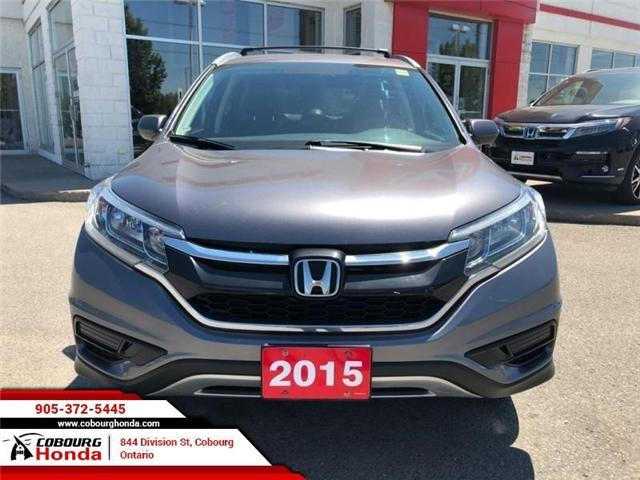 2015 Honda CR-V SE (Stk: 19238A) in Cobourg - Image 2 of 18