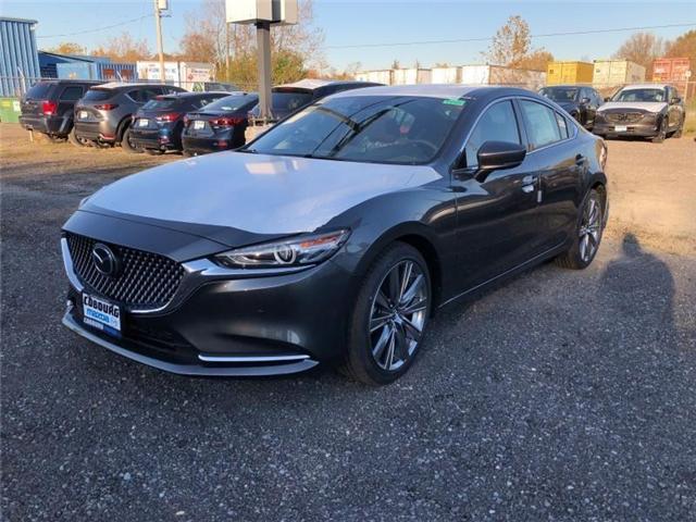 2018 Mazda MAZDA6 Signature (Stk: 18413) in Cobourg - Image 1 of 4