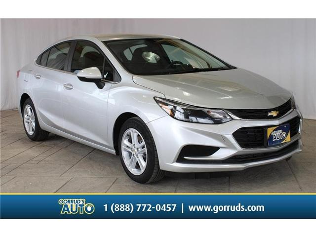 2018 Chevrolet Cruze LT Auto (Stk: 207914) in Milton - Image 1 of 41