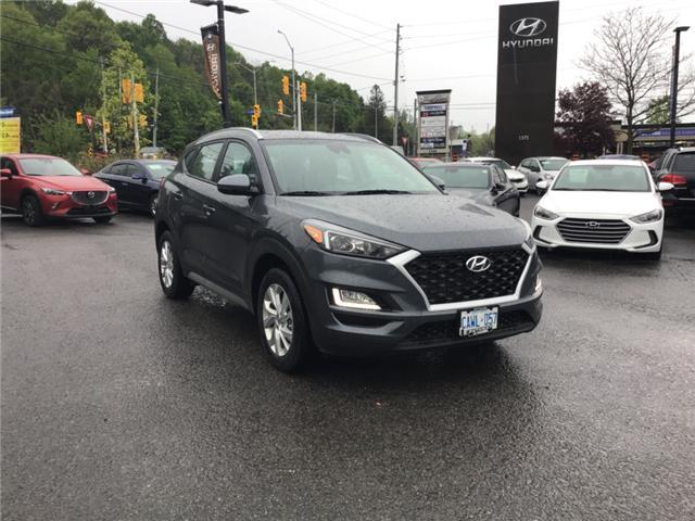 2019 Hyundai Tucson Preferred (Stk: DR95505) in Ottawa - Image 1 of 11