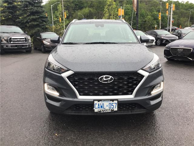 2019 Hyundai Tucson Preferred (Stk: DR95505) in Ottawa - Image 2 of 11