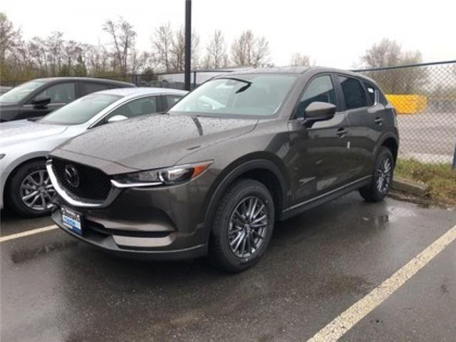 2019 Mazda CX-5 GS (Stk: 19135) in Cobourg - Image 1 of 5