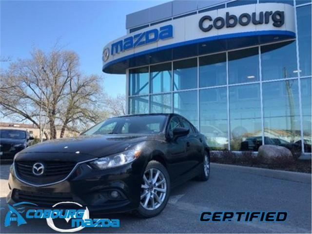 2014 Mazda MAZDA6 GS (Stk: U0356) in Cobourg - Image 1 of 23