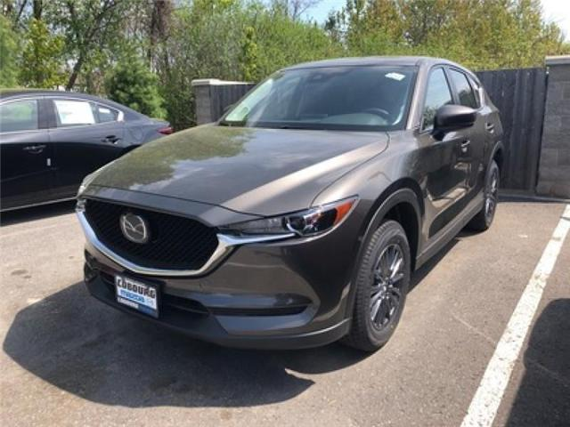 2019 Mazda CX-5 GS (Stk: 19182) in Cobourg - Image 1 of 5