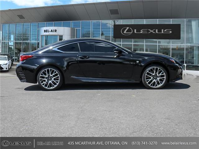 2015 Lexus RC 350 Base (Stk: L0533) in Ottawa - Image 4 of 28