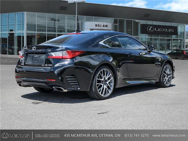 2015 Lexus RC 350 Base (Stk: L0533) in Ottawa - Image 5 of 28