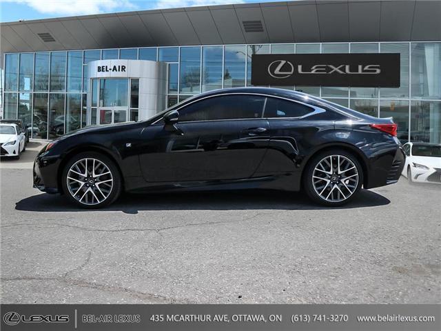 2015 Lexus RC 350 Base (Stk: L0533) in Ottawa - Image 8 of 28