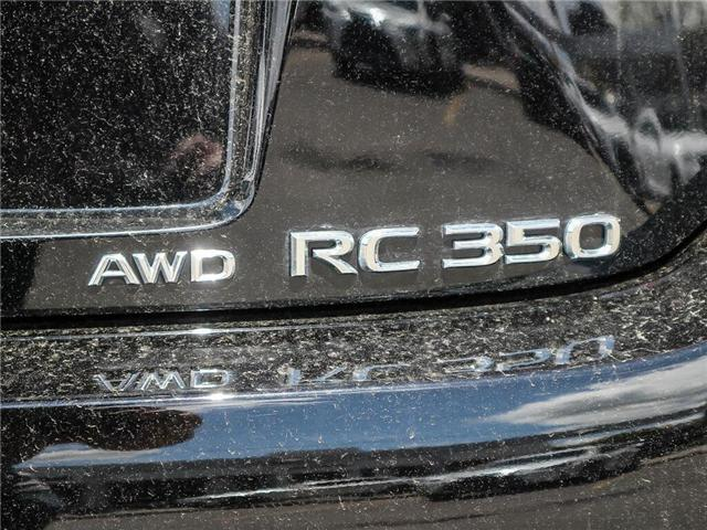 2015 Lexus RC 350 Base (Stk: L0533) in Ottawa - Image 22 of 28