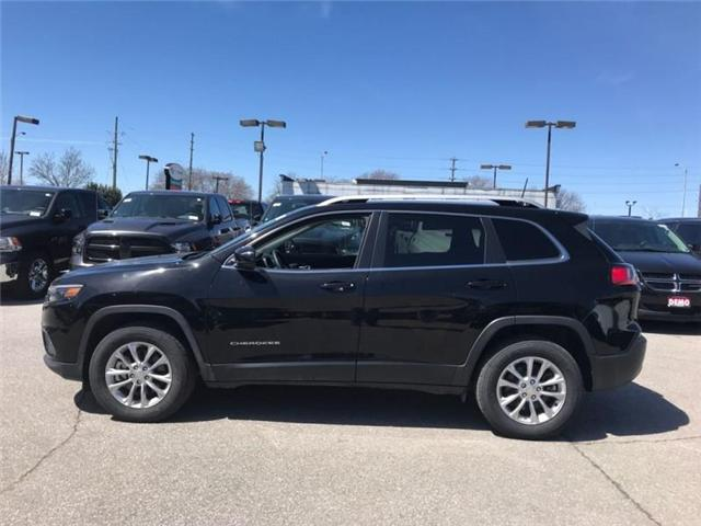 2019 Jeep Cherokee North (Stk: J18141) in Newmarket - Image 2 of 23