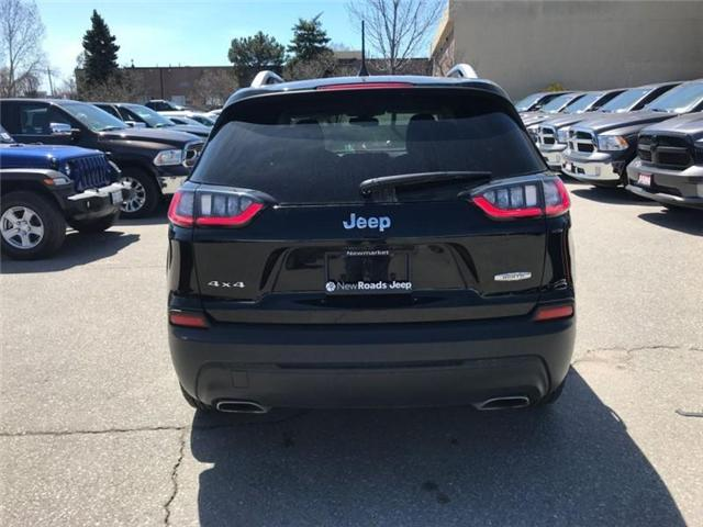 2019 Jeep Cherokee North (Stk: J18141) in Newmarket - Image 4 of 23